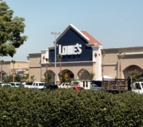 We are close to a major shopping center.
