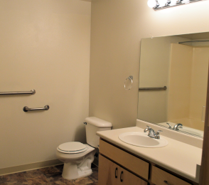 Safe bathrooms